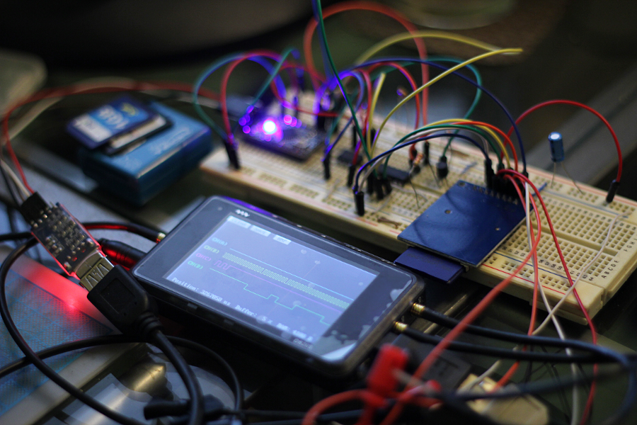Arduino SD card Module - Geeetech Wiki