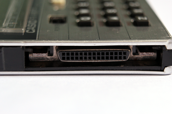 Casio FX-880P port