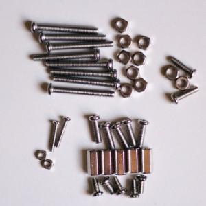 ISO Metric screws, mind you.