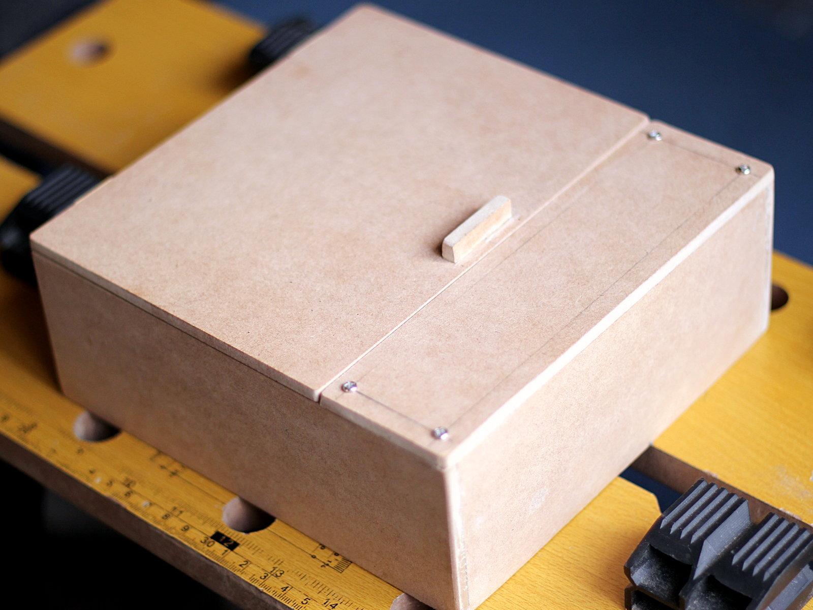 UV Exposure Box Project – Part 1
