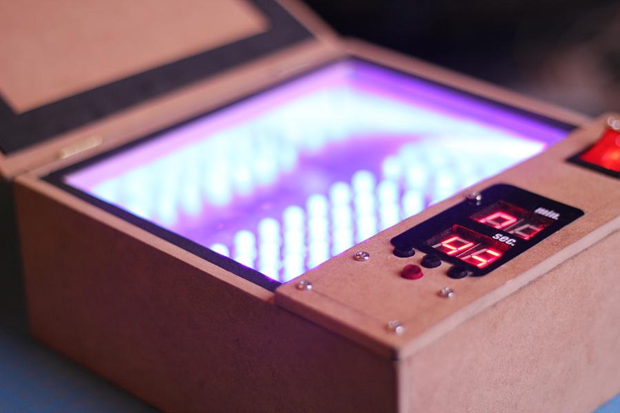 UV Exposure Box Project – Part 2