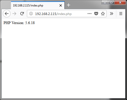 Installing Apache and PHP on an Intel Edison with Yocto Poky 3.5