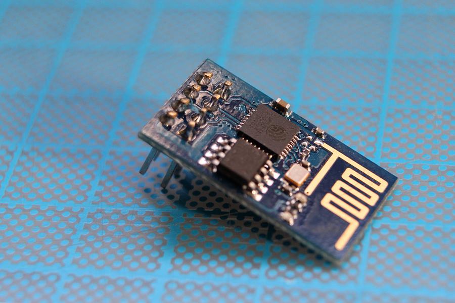 Simple ESP-01 (ESP8266) Programmer